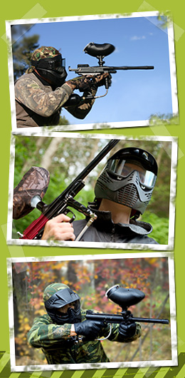 Paintball Time Valkenswaard